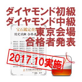 育成講座ダイヤ初級中級-201710東京